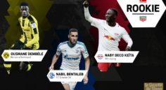 Allemagne : Bentaleb nominé pour le titre de Rookie Award