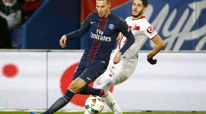 Lille OSC : Benzia blessé face au Paris SG