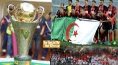 Coupes africaines : le MCA, la JSK et l'USMA en appel ce week-end