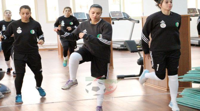 CAN 2018 dames : la sélection féminine en déplacement à Amman