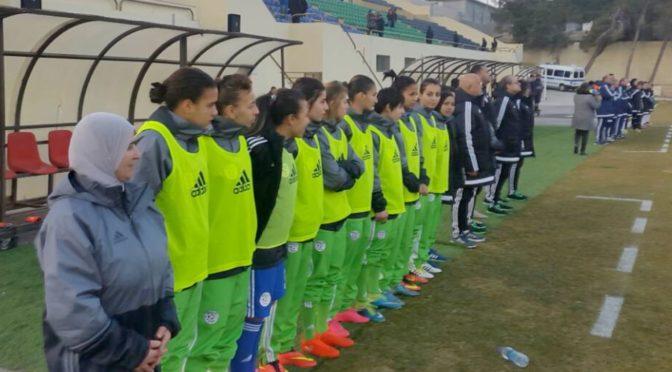 U20 féminine : match retour Ghana – Algérie ce dimanche à Cape Coast