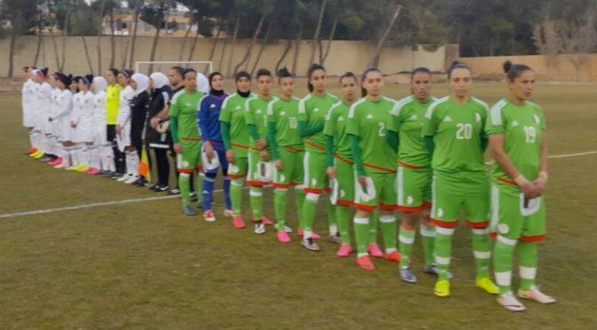 Classement FIFA dames : l'Algérie à la 74ème place