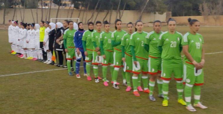 EN Féminine : l'Algérie bat la Jordanie en amical (1-0)