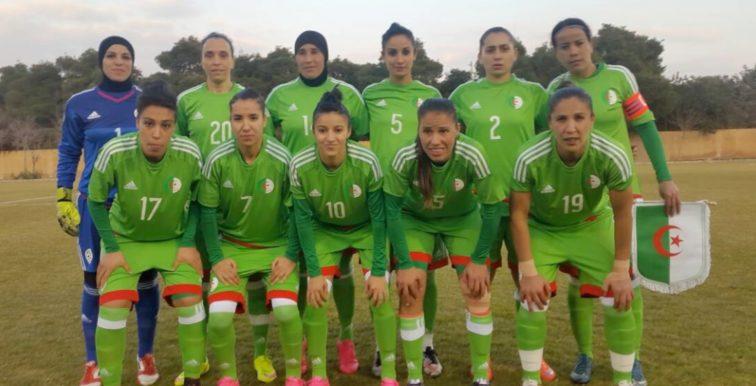 U20 féminine – Q. CM 2018 : Algérie 0-5 Ghana