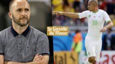 Feghouli: «Je n'ai qu'un nom pour le futur sélectionneur : Djamel Belmadi!»