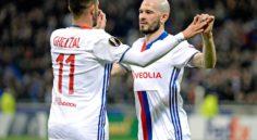 Lyon : le coup de colère de Ghezzal après sa sortie !