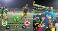 CAF : JSK 4-0 Monrovia Breweries, les Kabyles renversants !
