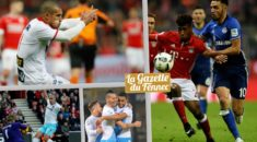 Résultats Foot #18 : Saadi rugit de nouveau, Bentaleb accroche le Bayern
