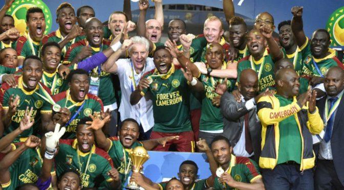CAN 2017 : Le Cameroun sacré pour la 5ème fois !
