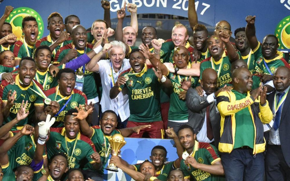 sacre cameroun champion CAN 2017