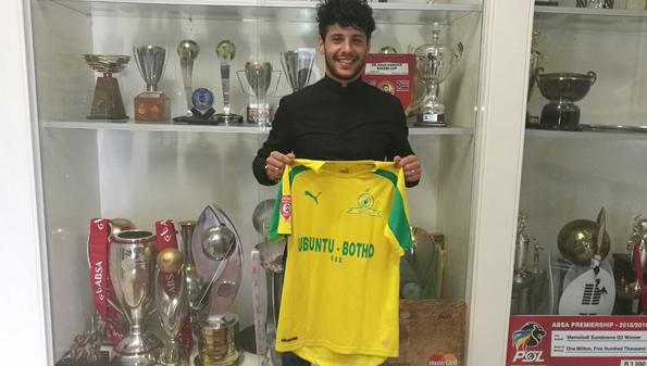 Mamelodi Sundowns : L'Algérien Hachi signe pour 4 ans