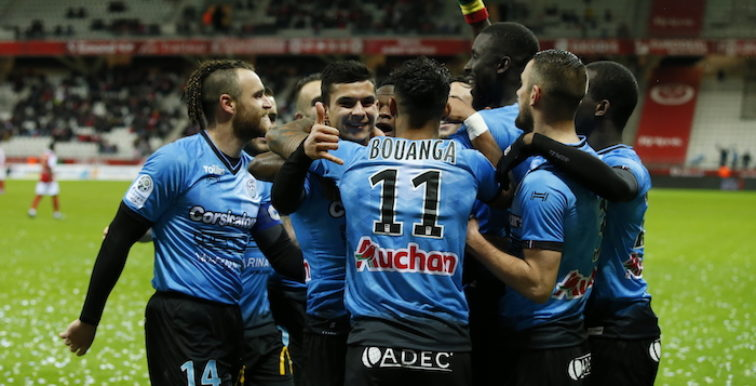 Tours : Bennacer a joué 20 minutes face à Reims