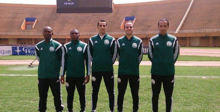 CAF : l'arbitre Ghorbal désigné pour CS Sfax-Young Bamenda