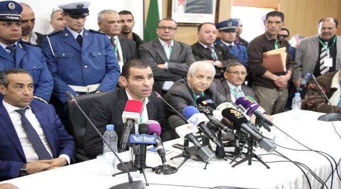 FAF : le président Zetchi animera une conférence de presse samedi prochain