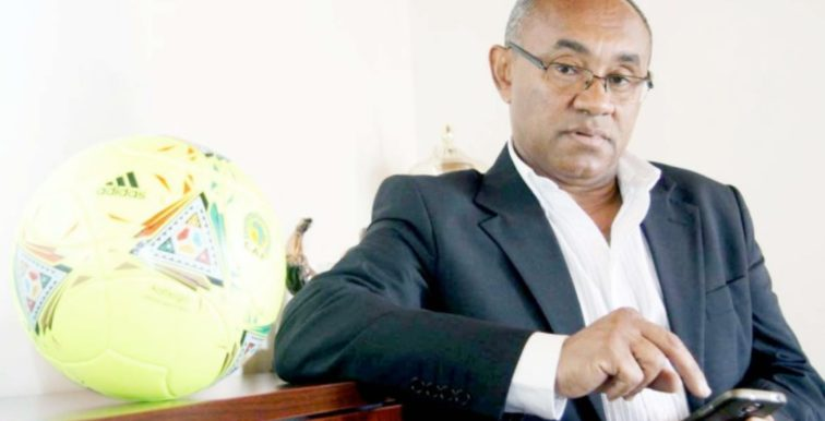 Tunisie : Le président de la CAF en visite les 12 et 13 juillet 2017