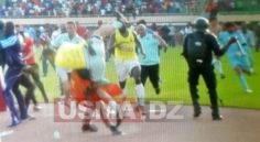 CAF : l'USMA se qualifie de justesse et évite le drame à Ouagadougou