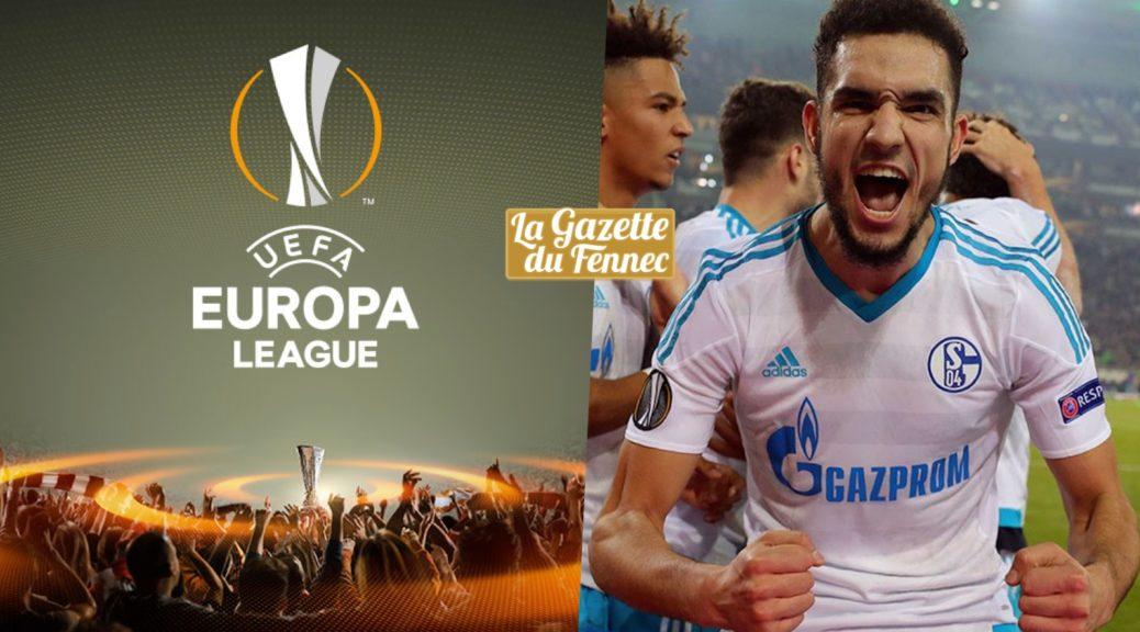 bentaleb europa league
