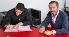 LOSC : Yassine Benzia prolonge jusqu'en 2021
