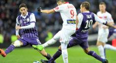 Ligue 1 : Benzia sauve Lille face à Toulouse (1-1)