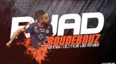 Fennec du mois – Février 2017 : Le coup du chapeau pour Boudebouz !