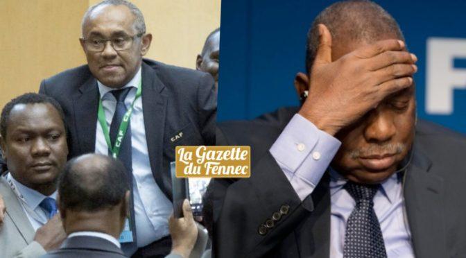 CAF : Le Malgache Ahmad Ahmad élu président