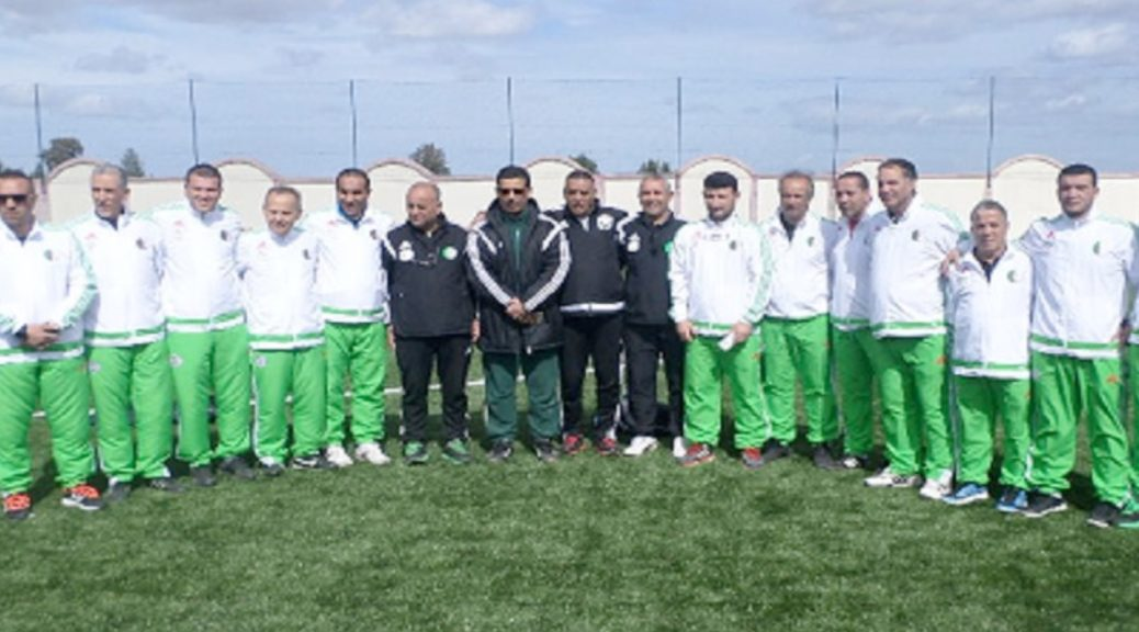 dtn korichi staff U23