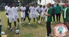 Mondial 2018 : Le Nigéria en stage au Maroc