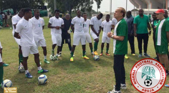 Nigeria : 25 joueurs retenus pour le Sénégal et le Burkina Faso