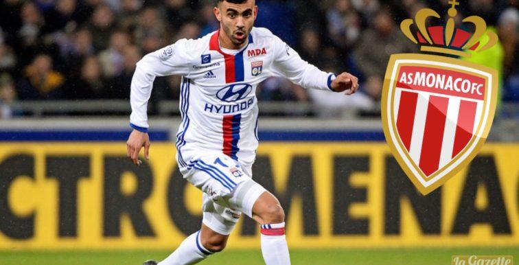 Mercato : Ghezzal relancé par l'AS Monaco