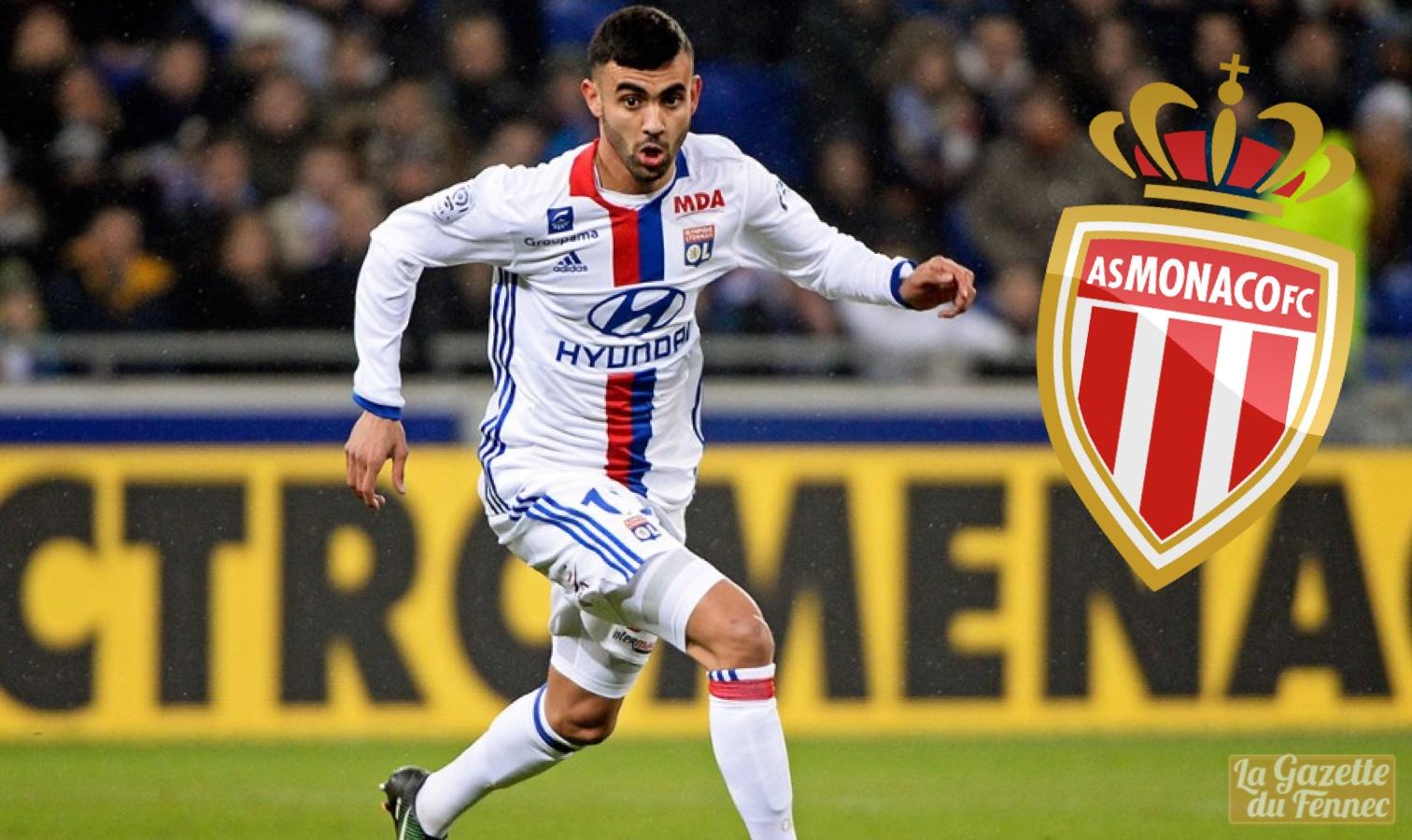 Foot Afrique Rachid Ghezzal: L'Algérien à Monaco l'été prochain ?