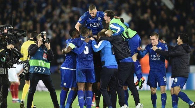 LDC : Leicester héroïque, pas d'exploit pour Porto !