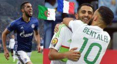 Bentaleb : «Mahrez est un modèle pour tout le peuple algérien et tout le peuple français»