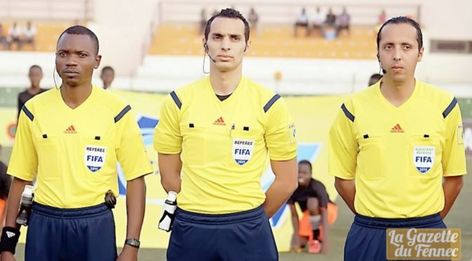 CAF : L'Algérien Ghorbal arbitrera Rivers United (NGR)-Rayon Sports (RWA)
