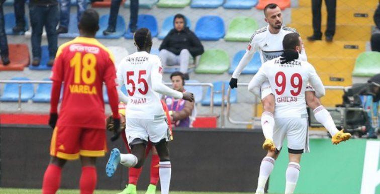 Turquie : 8e but de la saison pour Nabil Ghilas