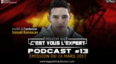 «C'est vous l'Expert» : Quel futur pour l'EN ? Ismaël Bennacer à l'antenne !