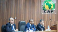 CAF : le nouveau président Ahmad Ahmad a entamé son travail