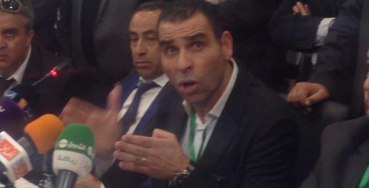 FAF : Kheireddine Zetchi nouveau président