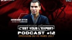«C'est Vous l'Expert» : Zetchi dévoile son programme de candidat quasi déclaré !