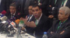 FAF: Kheireddine Zetchi nouveau président