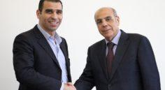 FAF : Passations de consignes entre Raouraoua et Zetchi