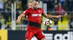 Mercato : Nabil Ghilas priorité de Bursaspor l'été prochain
