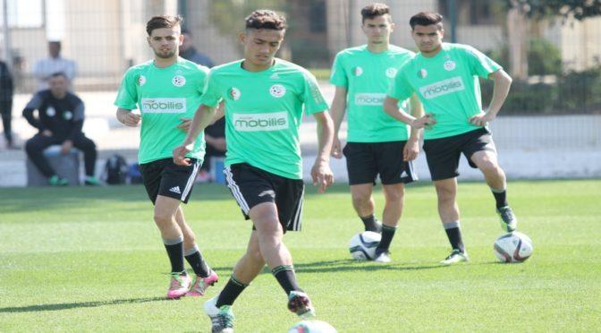 Jeux de Bakou 2017 : la liste des 23 convoqués avec le gardien Rahmani en renfort