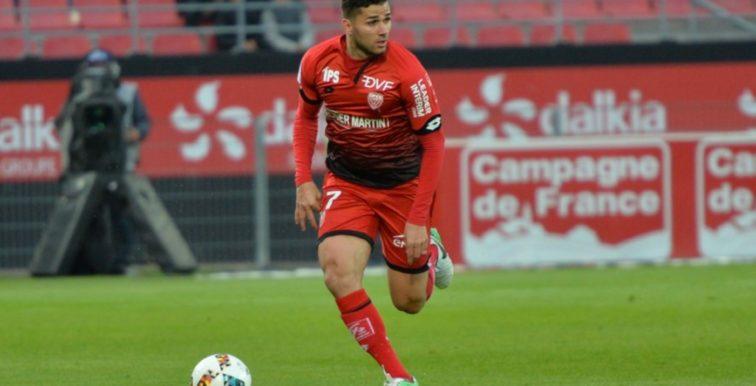 Dijon : Abeid marque son premier but