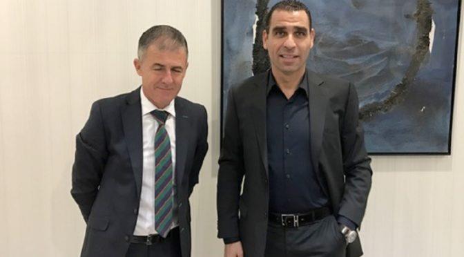 EN : Alcaraz arrive ce mardi à Alger et sera présenté mercredi à la presse