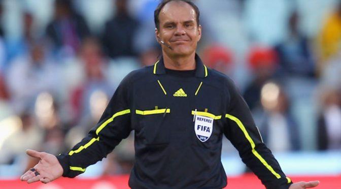 CAF : Eddy Maillet assure intérim à la tête de la commission des arbitres
