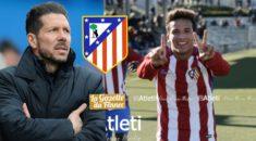 Atlético Madrid : Diego Simeone fait appel à l'Algérien «Zaka» Boulahia !