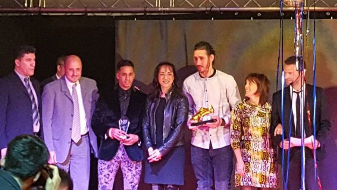 belfodil ceremonie lion belge 2017