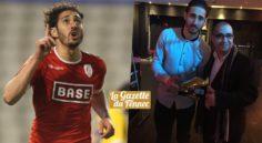 Belgique : Belfodil remporte le «Lion Belge» et succède à Hanni