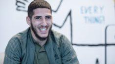 Yassine Benzia : «À l'école, je disais que je voulais être banquier»