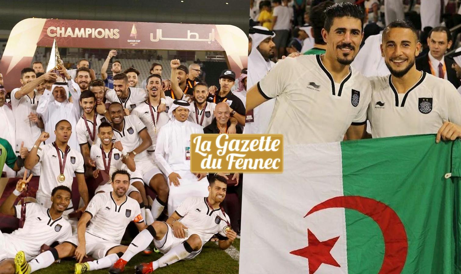 bounedjah hamroun qatar cup
